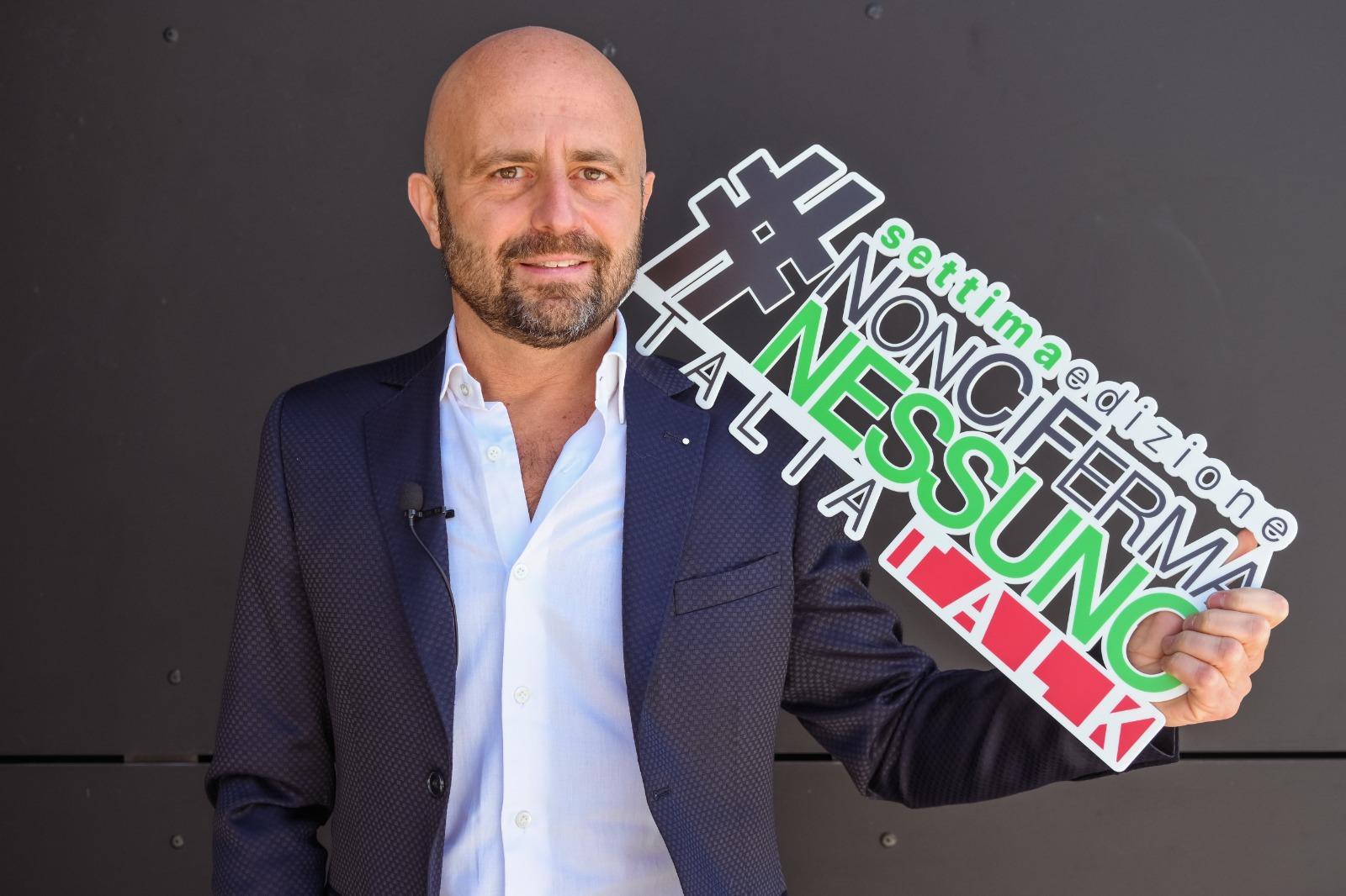 Non Ci Ferma Nessuno Italia Talk - Luca Abete copertina