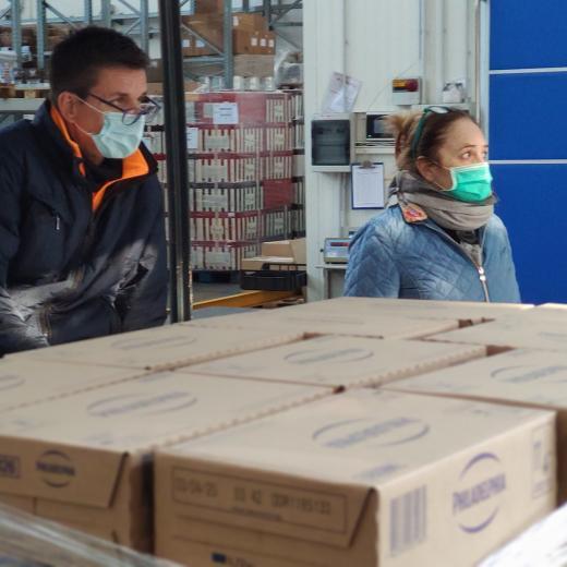 Bilancio Sociale 2020 Banco Alimentare Piemonte